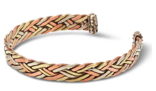 Healing Weave Bracelet