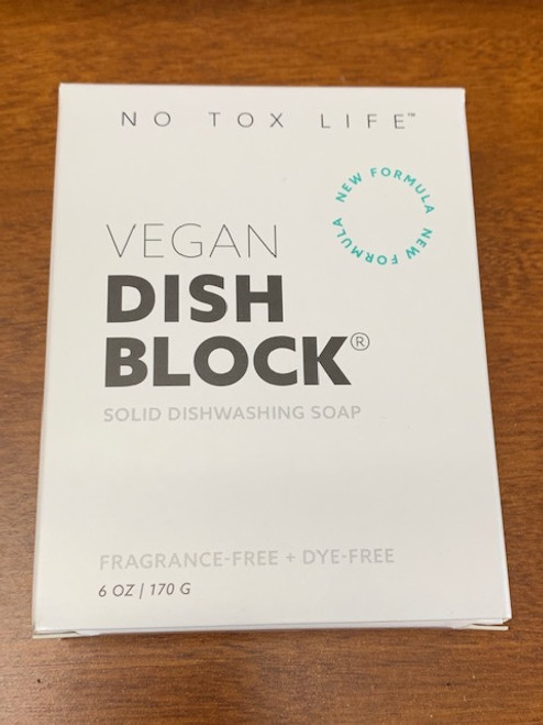 Soap, Dish Block, No Tox Life  6 oz.