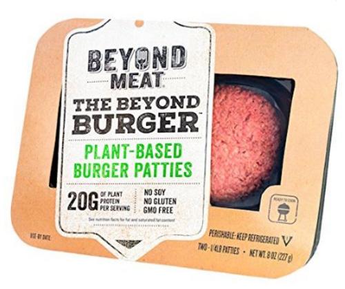BEEF FREE, Beyond Burger, Beyond Meat -  8 oz (2 patties)