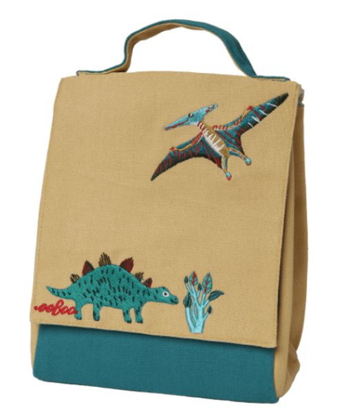 *DEAL* LUNCH BAG, DINOSAURS, Eeboo - Each