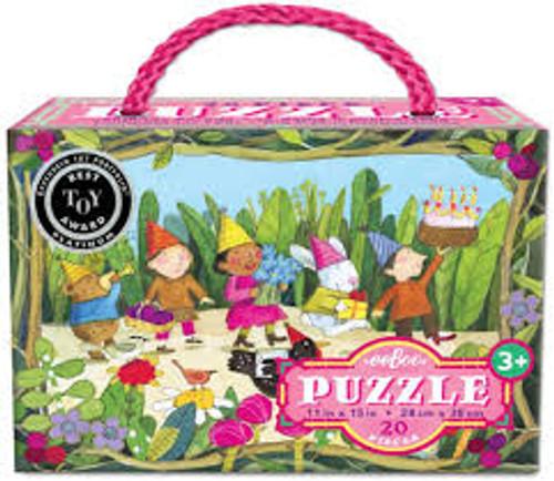 PUZZLE, BIRTHDAY PARADE, eeBoo - 20 PC