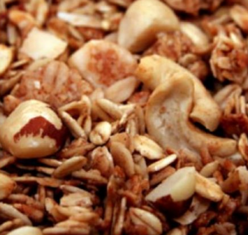 GRANOLA, SAVE THE FOREST,  10% donated, NE Natural 1 lb