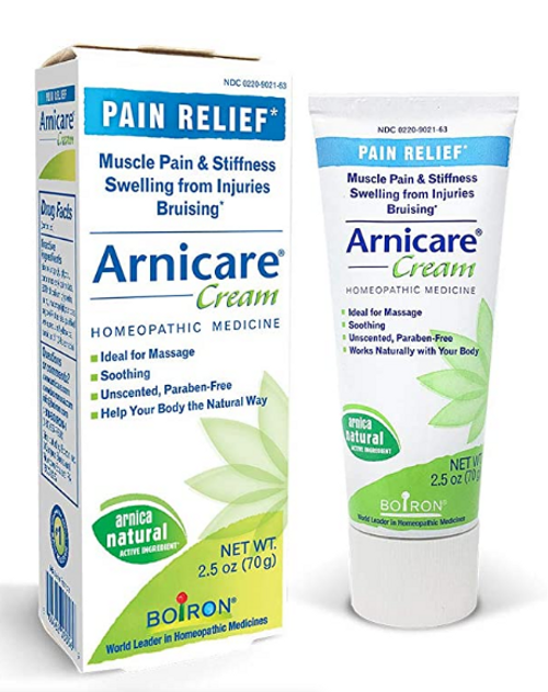 ARNICA CREAM, 2.5 fl oz