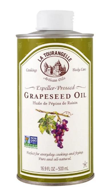 GRAPESEED OIL,  La Tourangelle,   16.9 fl oz