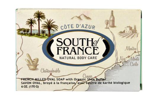BAR SOAP, COTE D'AZUR, South of France - 6 OZ