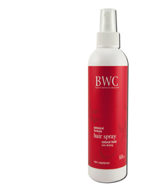 HAIR SPRAY, NATURAL HOLD, Beauty Without Cruelty,    8.5 0z