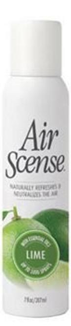 AIR REFRESHER, LIME, 7 oz, Air Scense
