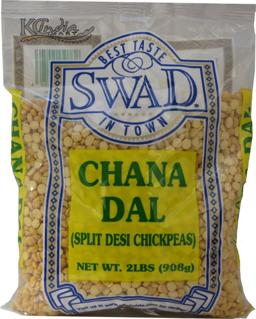 CHANA DAL, 2 lb bag