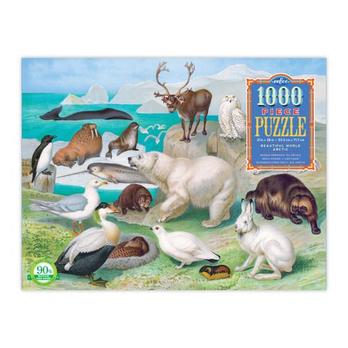 18 Arctic animals and birds