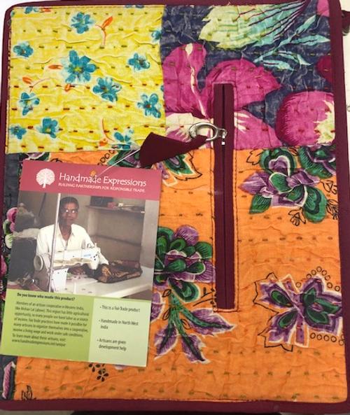IPAD COVER, JOGI, Cloth, Fair Trade, each