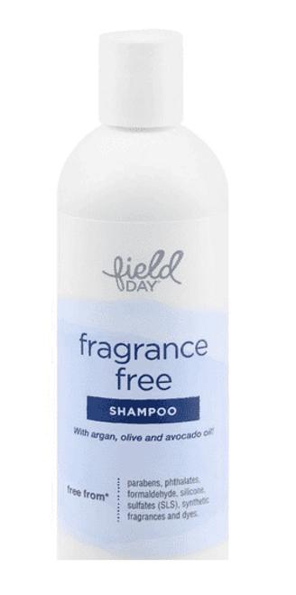 FIELD DAY SHAMPOO FRAGRANCE FREE 16 OZ