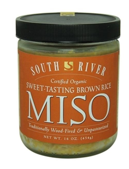 MISO, SWEET BROWN RICE, ORGANIC, 16 oz