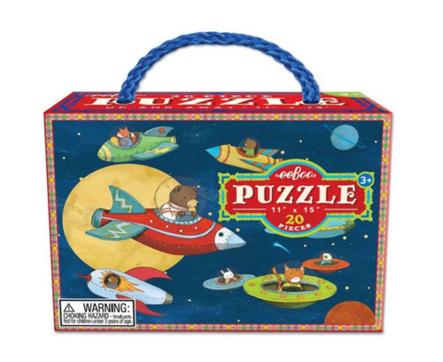 *SALE* PUZZLE, UP AND AWAY, eeBoo - 20 pieces REG. $8