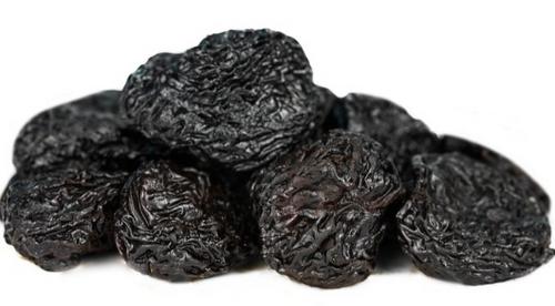 CHERRIES, Bing, Dried, Unsweetened, 1/2 lb