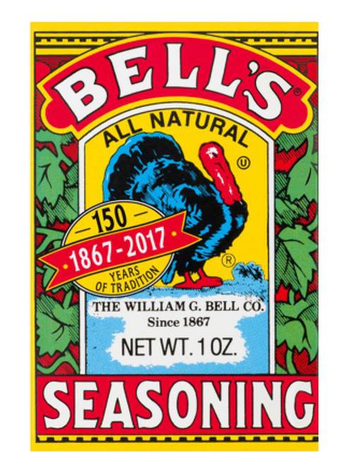 BELL'S SEASONING 1 oz box
