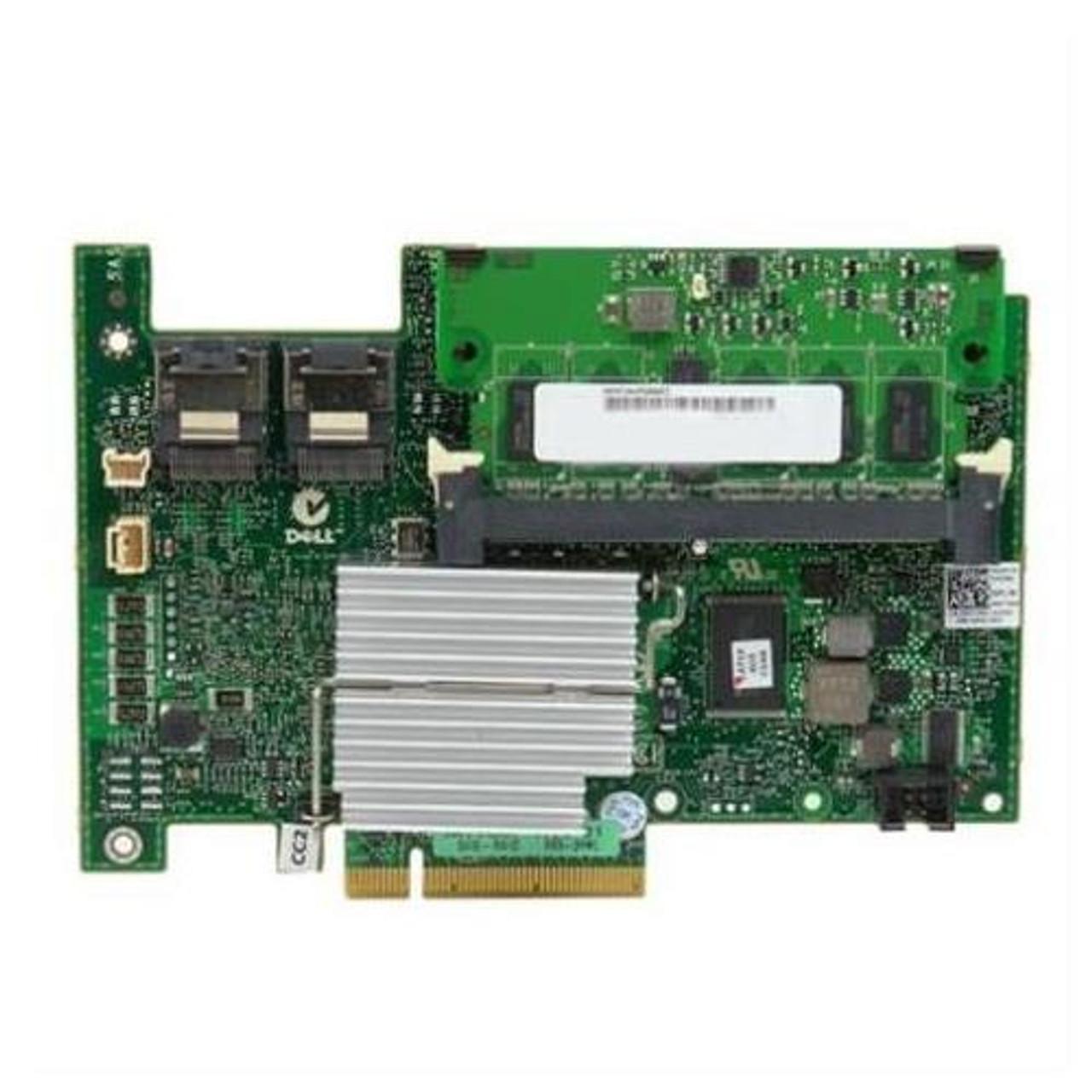 0X4TTX Dell PERC H730P 1GB 8-Ports SAS/SATA PCI Express RAID Controller
