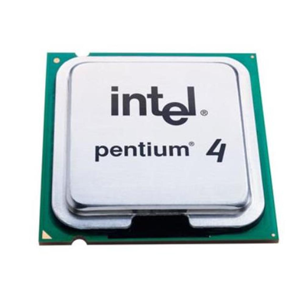 Intel LGA 775 Pentium 4 520 2.8 GHz Computer Processor BX80547PG2800E