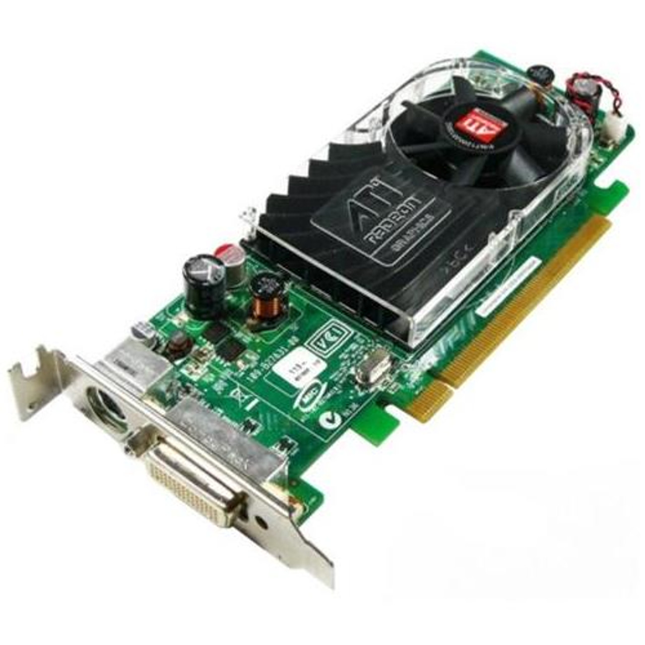 Dell ATI Radeon Hd 2400 Xt 256MB Pci-e DMS-59 Graphics Video Card 7123035100G