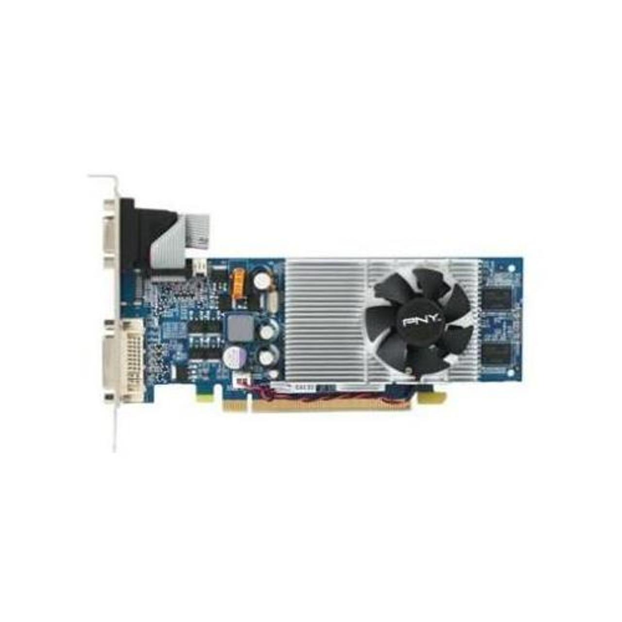 PNY NVS Quadro NVS 300 VCNVS300X1-PB 512MB DDR3 PCI Express x1 Graphics Card