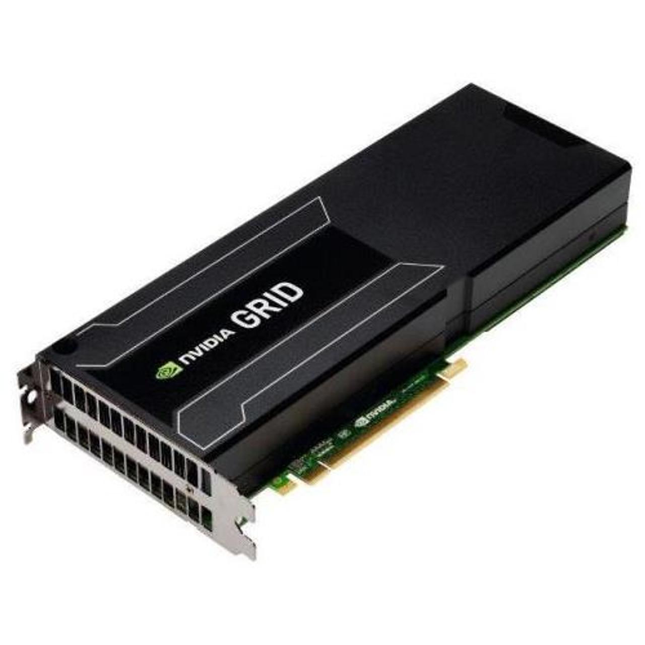 900-12055-0020-000 Nvidia GRID K520 8GB GDDR5 PCIe gen3 x16 Kepler GPU Graphics