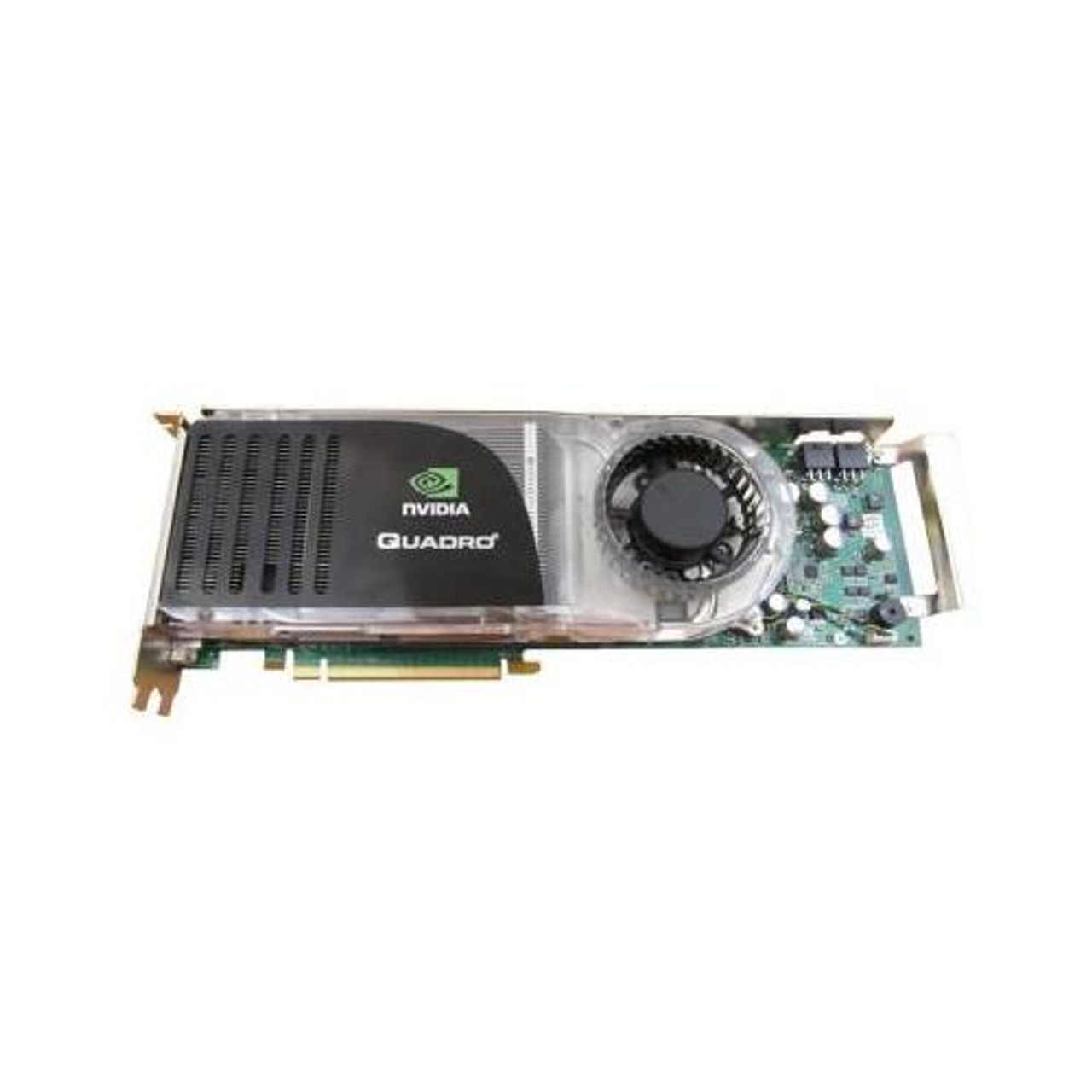NVIDIA QUADRO FX 5600 1.5GB DUAL DVI GRAPHICS CARD 455676-001 456139-001