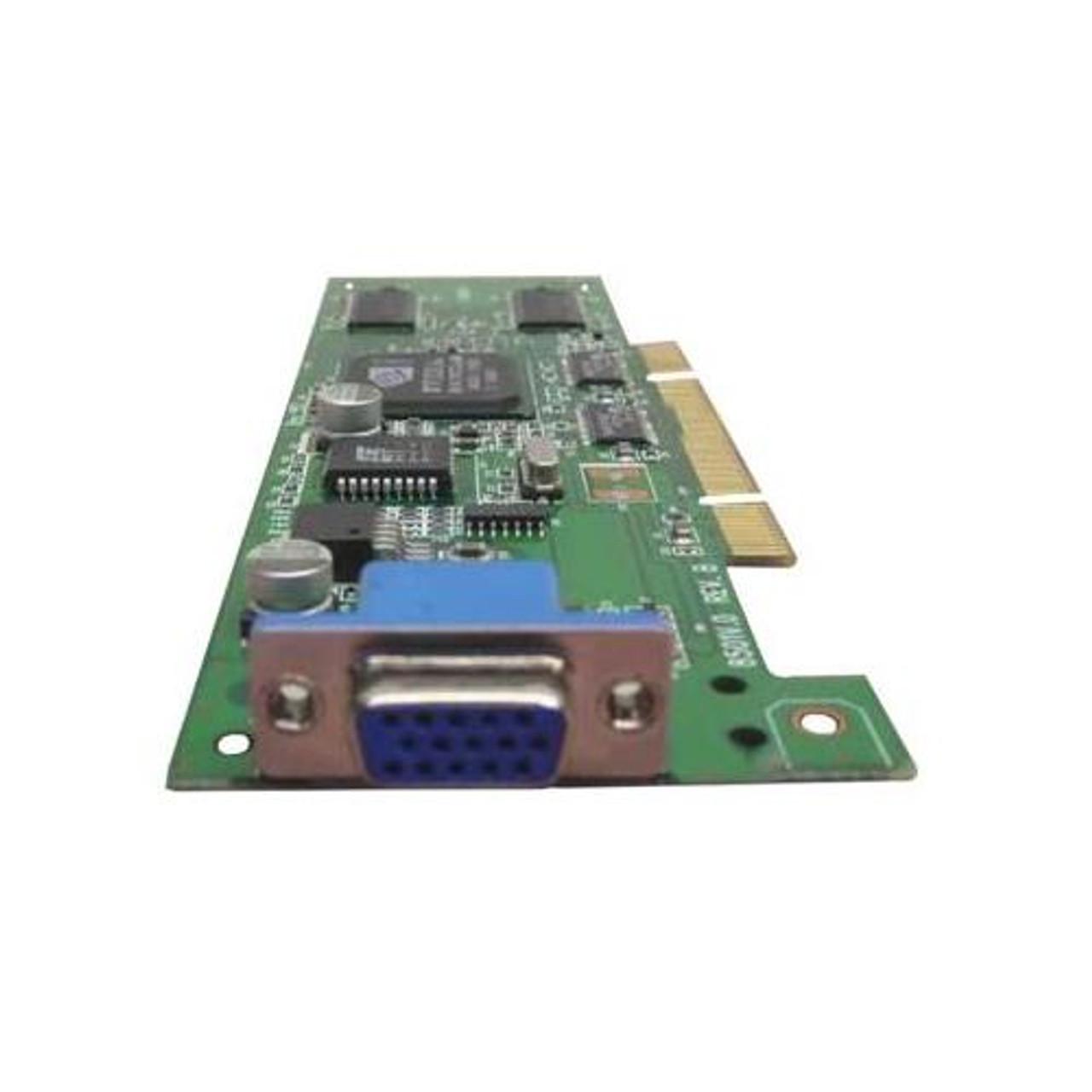 NVIDIA 4X 16MB AGP VIDEO CARD IBM 19K5340