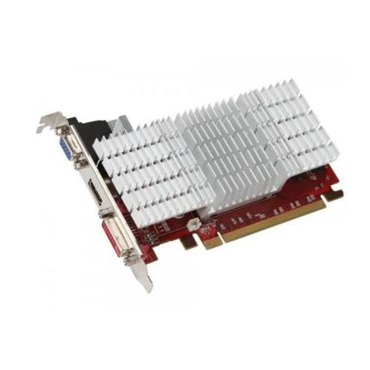 R4350-MD512H/D3 MSI ATI Radeon HD 4350 512MB DDR3 64-Bit DVI/HDMI PCI  Express 2 0 x16 Video Graphics Card