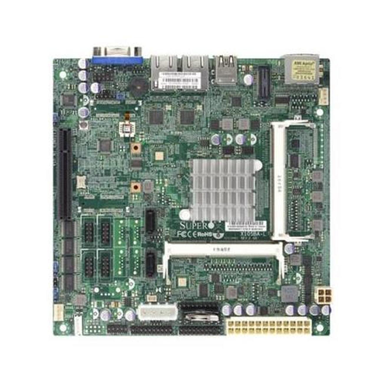 BULK PACK SOCKET G2 Supermicro MBD-X9SCV-QV4-B X9SCV-QV4 CORE I7//I5//I3 CELERON B800 SERIES SUPPORTED