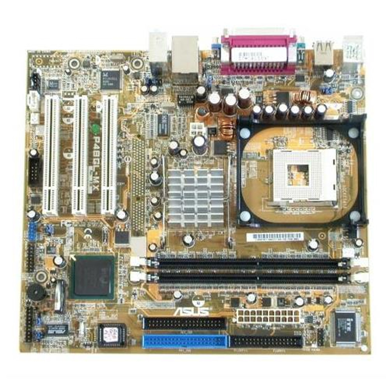 Wondrous P4Bgl Mx Asus Socket 478 Intel 845Gl Chipset Pentium 4 Processors Support Micro Atx Motherboard Refurbished Interior Design Ideas Oxytryabchikinfo