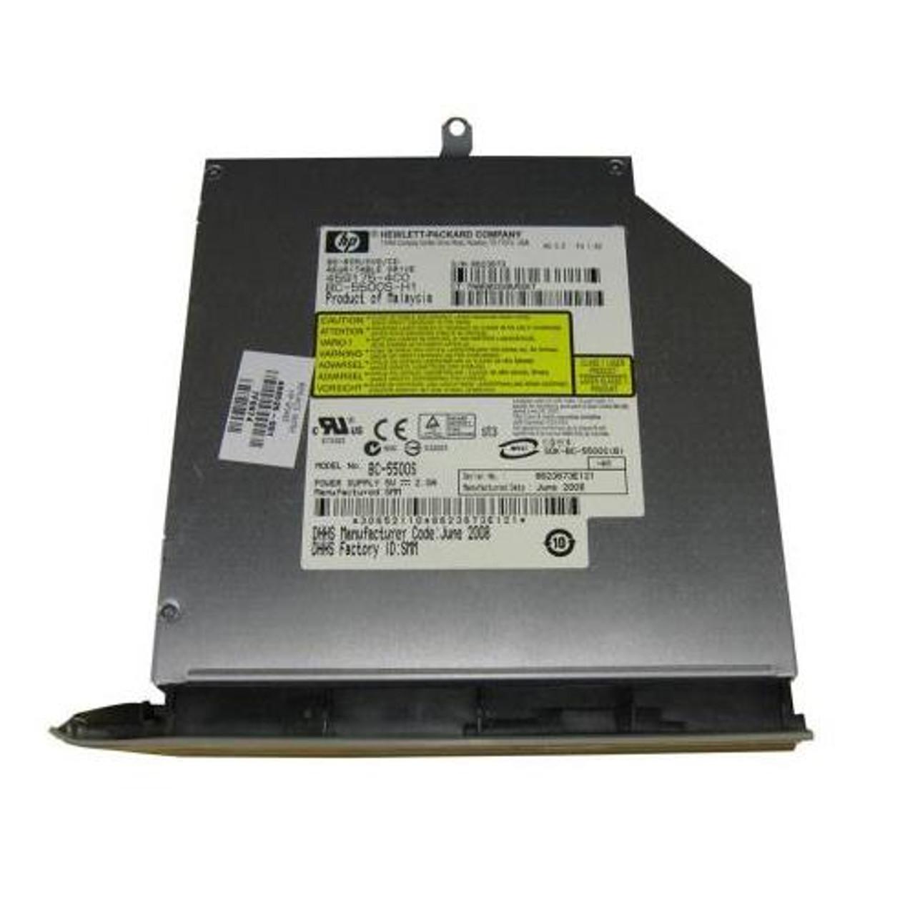 486525-001 HP Blu-Ray Disc (BD) Super-Multi Double Layer Optical Drive