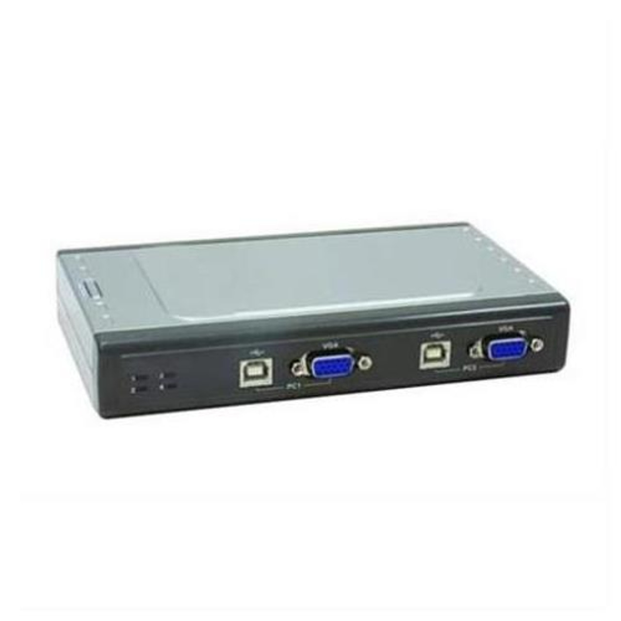 Avocent Cybex SwitchView 4 port KVM Switch 4 NEW Cable