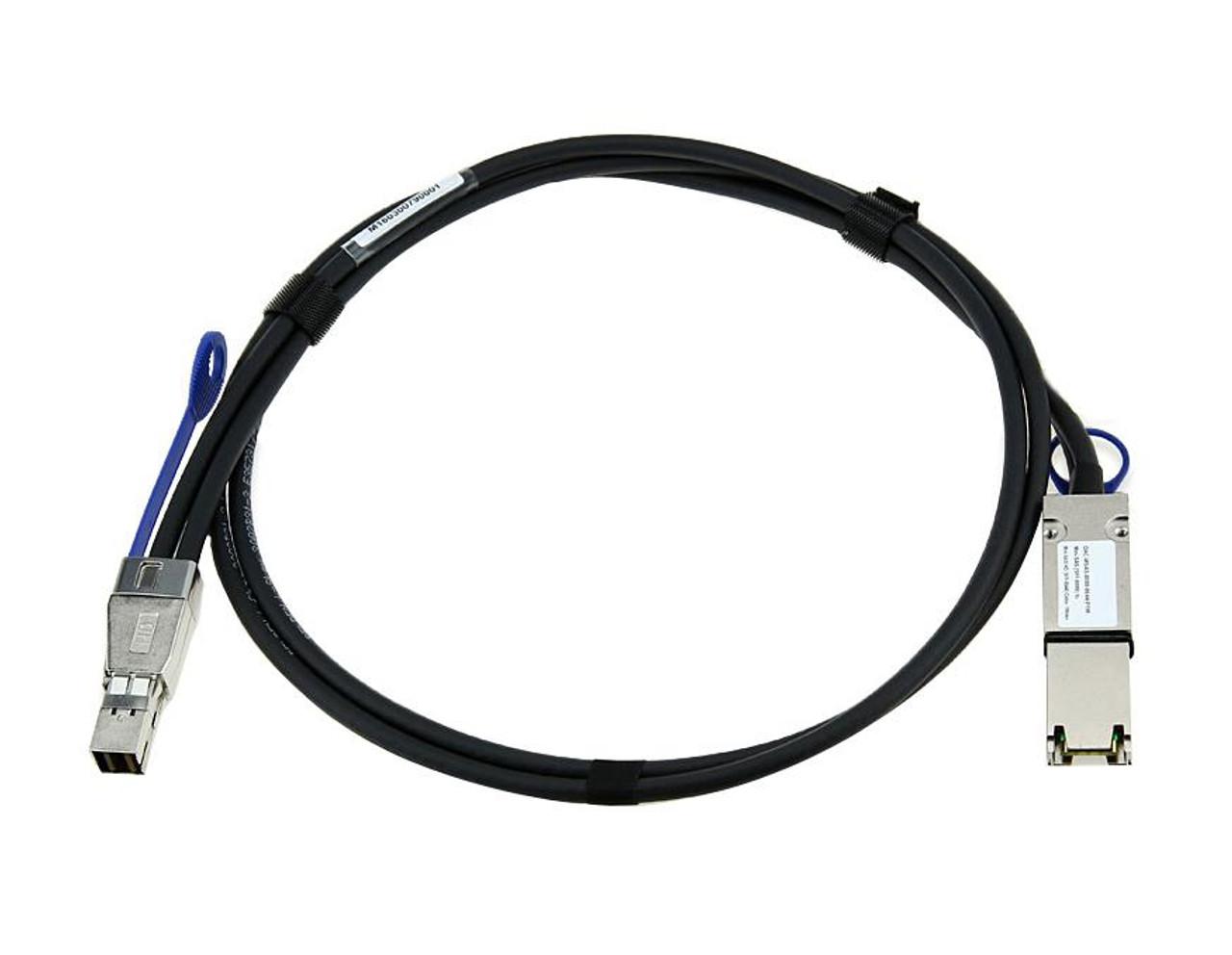 717429 001 Hp 2 0m External High Density Mini Sas To Mini Sas Cable