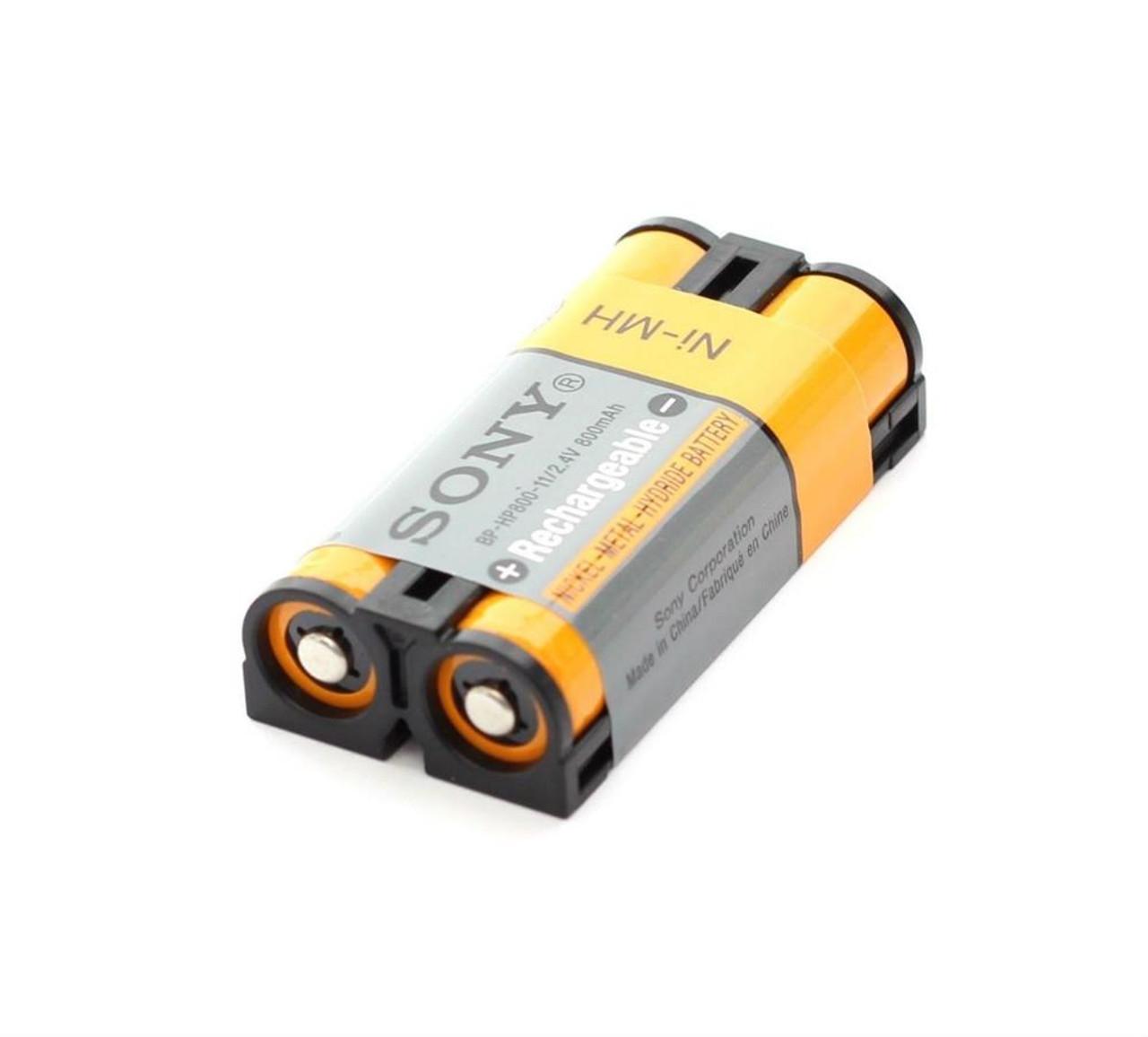 Nickel Metal Hydride Battery >> Bp Hp800 11 Sony 2 4v 800mah Nickel Metal Hydride Rechargeable Battery