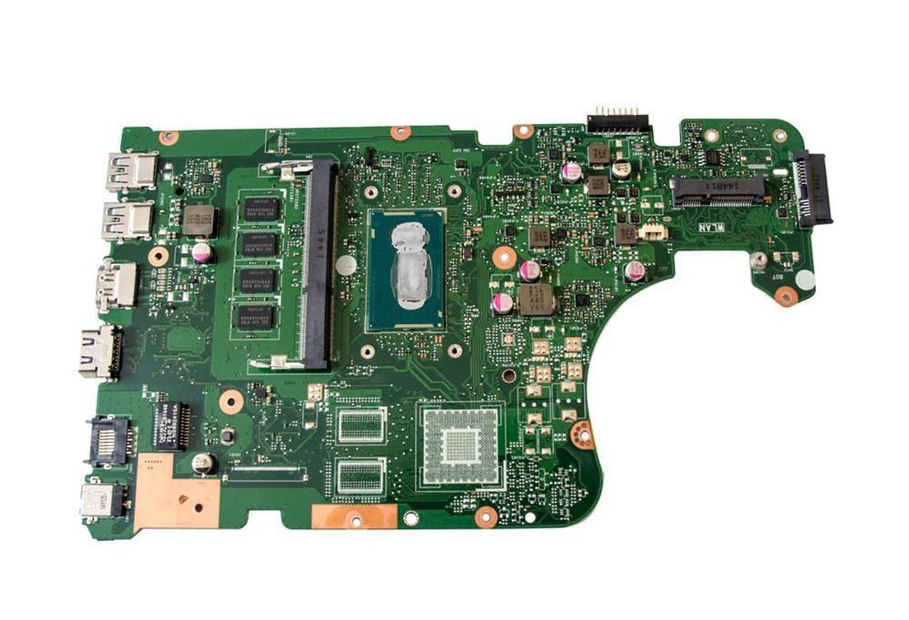 Asus X555LD Laptop Motherboard Intel i5-5200U 2.2Ghz CPU 60NB0650-MB7710