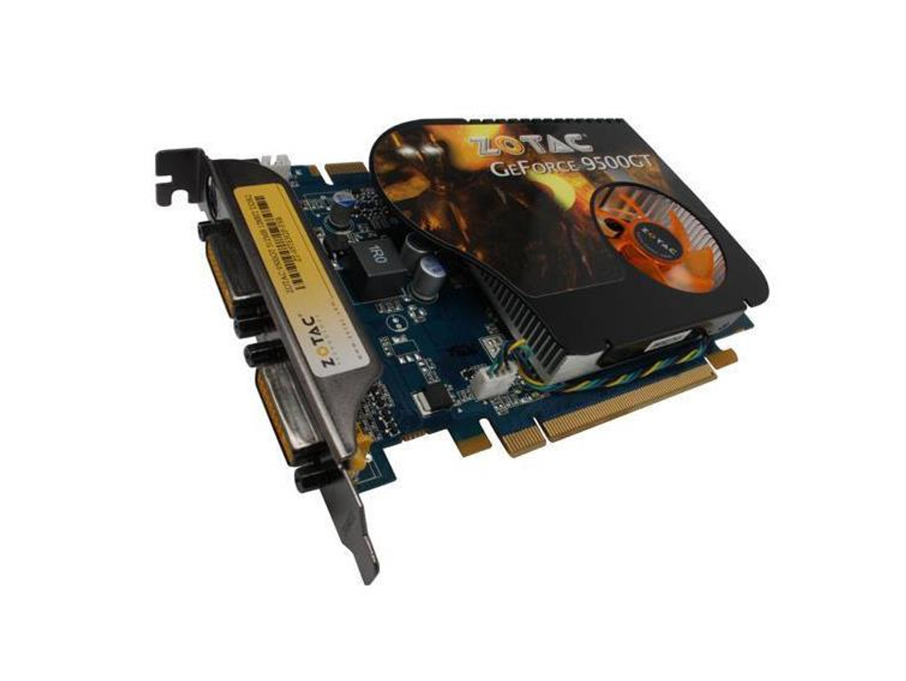 Zt 95teh2p Fsr Zotac Geforce 9500 Gt 512mb Pci E