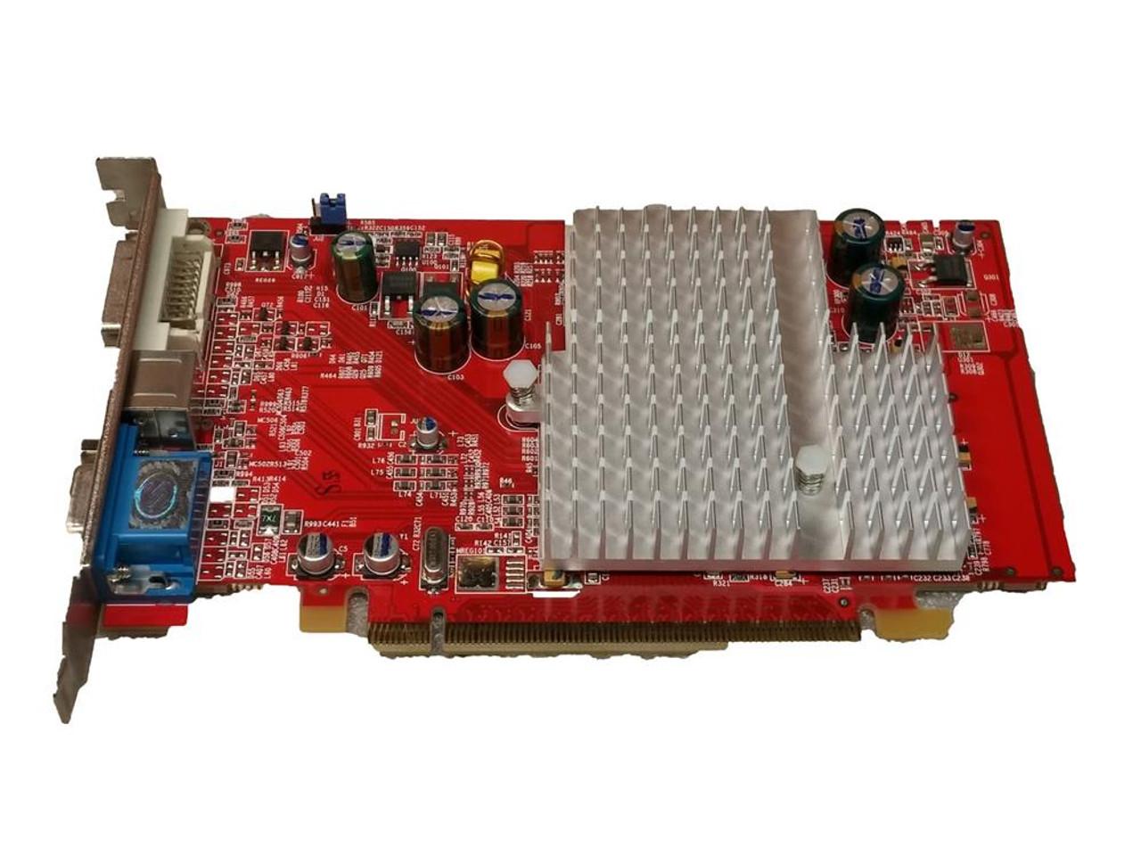 11062 09 Sapphire Ati Radeon X550 256mb Ddr2 128 Bit Dual Link Dvi I Vga Tv