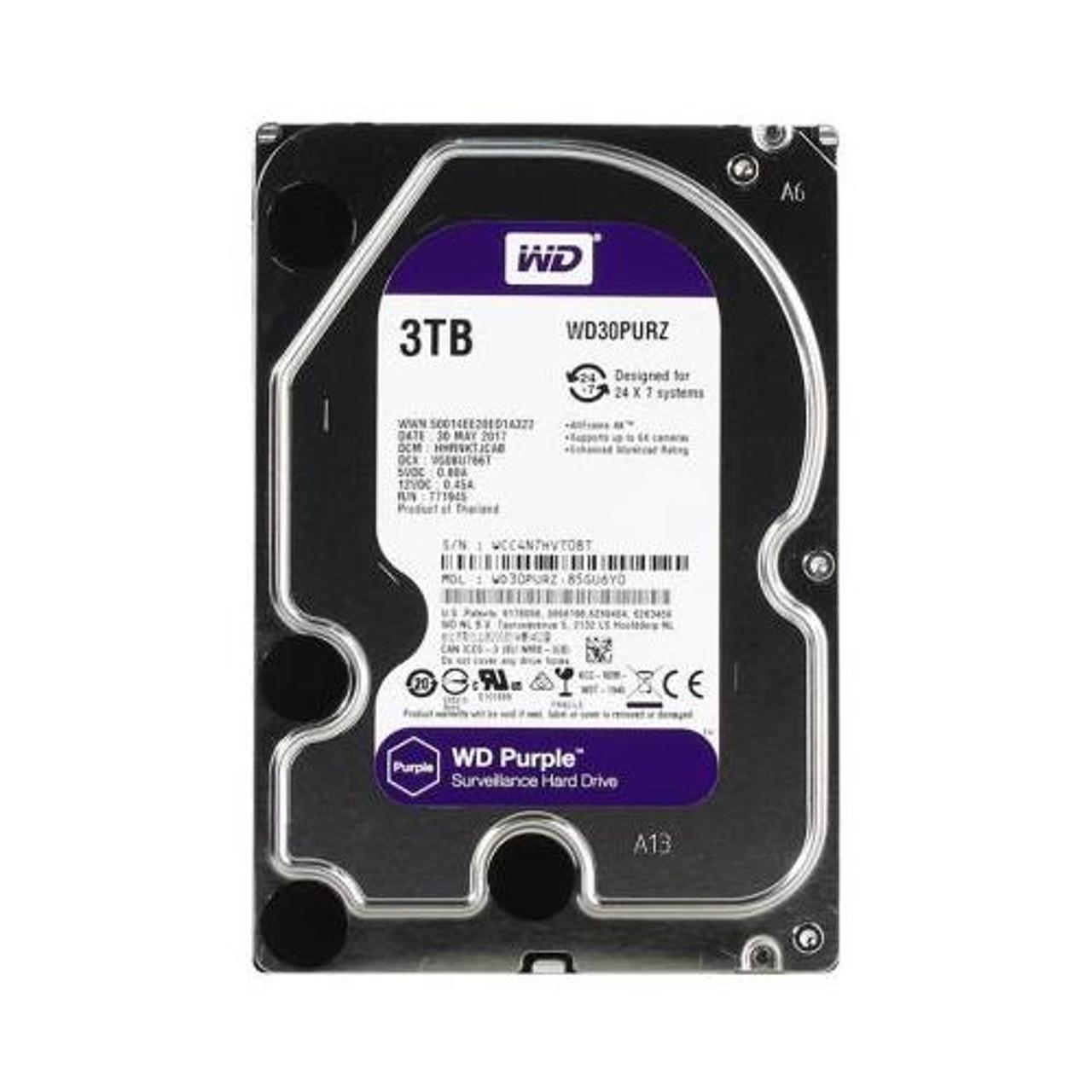 WD3200BEVT-00ZAT0 Western Digital 320GB 5400RPM SATA 3.0 Gbps 2.5 inch Scorpio Hard Drive