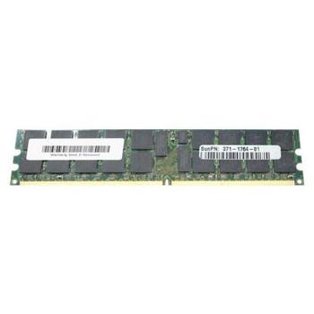 371-1764-01 Sun 2GB DDR2 Registered ECC PC2-5300 667Mhz 2Rx4 Memory