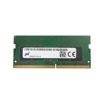 MTA8ATF51264HZ-2G1B1 Micron 4GB DDR4 SoDimm Non ECC PC4-17000 2133Mhz 1Rx8 Memory