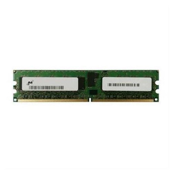 4096DDR26400-MCT Micron 4GB DDR2 Registered ECC PC2-6400 800Mhz 2Rx4 Memory