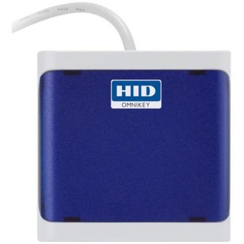 2FA-RDR-113-500-BL Panasonic HID OMNIKEY 5021 USB 2.0 Flash Card Reader