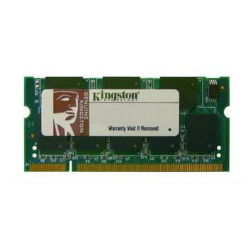 KVR266SO/1GETR Kingston 1GB DDR SoDimm Non ECC PC-2100 266Mhz Memory