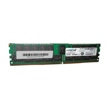 CT32G4RFD424A Crucial 32GB DDR4 Registered ECC PC4-19200 2400Mhz 2Rx4 Memory