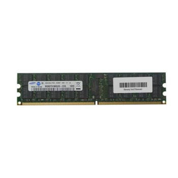 M393T5160QZA-CE6 Samsung 4GB DDR2 Registered ECC PC2-5300 667Mhz 2Rx4 Memory