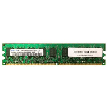 M391T5663DZ3-CE6 Samsung 2GB DDR2 ECC PC2-5300 667Mhz Memory