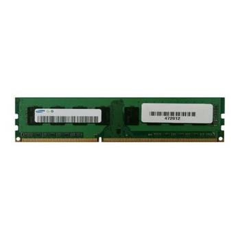 M378B2873CZ0-CG9 Samsung 1GB DDR3 Non ECC PC3-10600 1333Mhz 1Rx8 Memory
