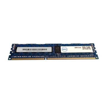SNPMFTJTC/4G Dell 4GB DDR3 Registered ECC PC3-10600 1333Mhz 1Rx4 Memory
