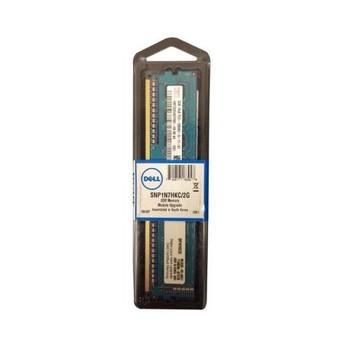 SNP1N7HKC/2G Dell 2GB DDR3 Non ECC PC3-10600 1333Mhz 1Rx8 Memory