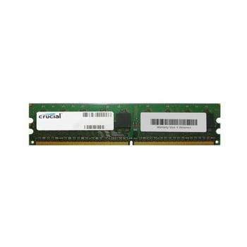 CT51272AA667 Crucial 4GB DDR2 ECC PC2-5300 667Mhz Memory
