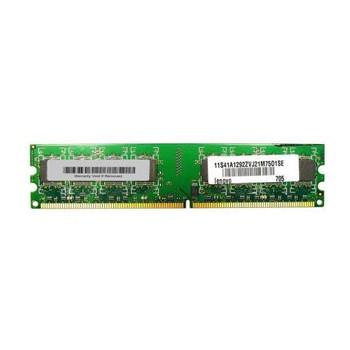 41A1292 IBM 1GB DDR2 Non ECC PC2-4200 533Mhz Memory